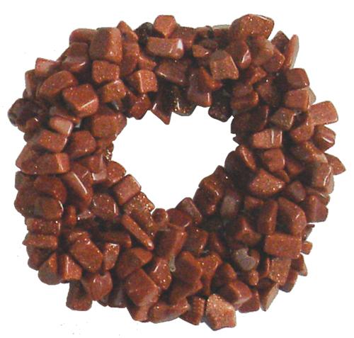 Wide Band Chip Bracelet