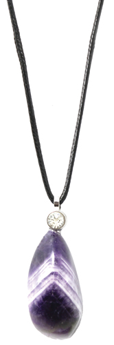 JX Series Single Stone Necklace