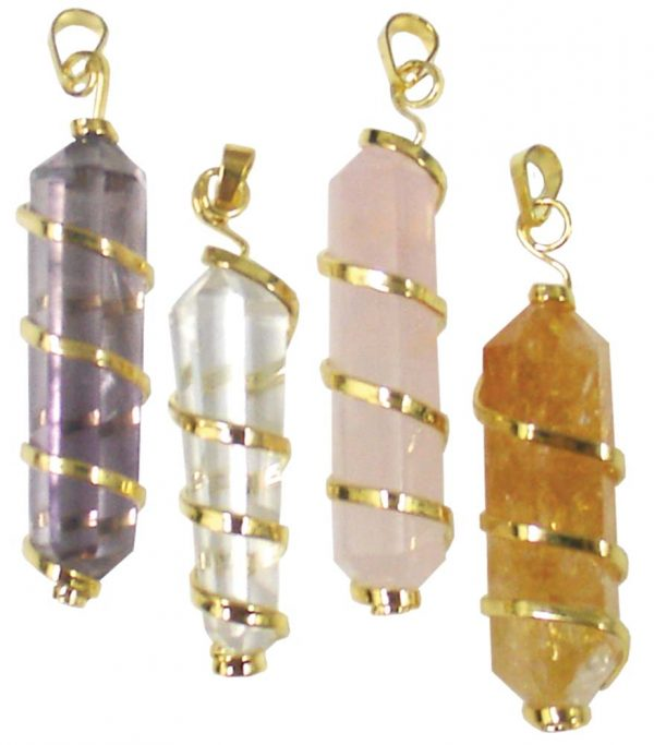 Stone - Assorted Stone Twist