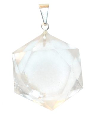 Smooth Crystal Quartz-Star