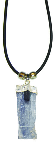 Kyanite with Tourmaline