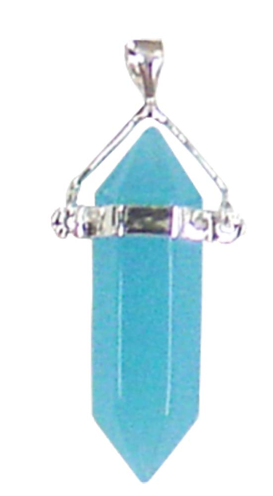 Pendant - Blue Agate
