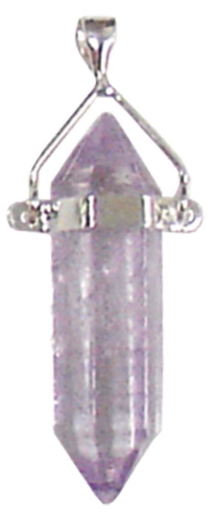 Pendant - Purple Quartz