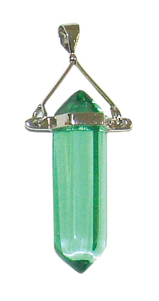 Pendant - Green Quartz