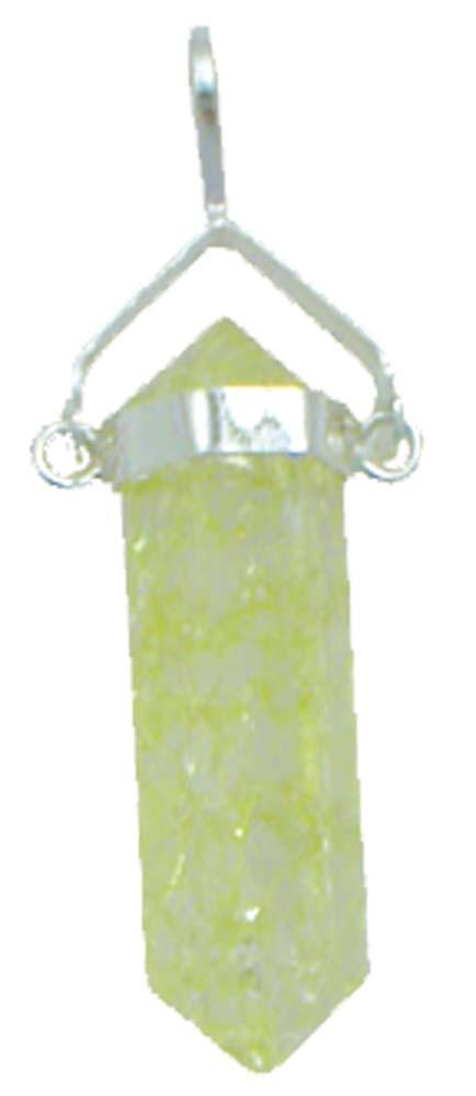 Pendant - Yellow Quartz