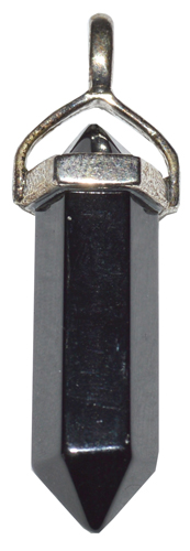 Pendant - Black Agate