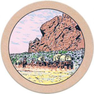 Wagon Train Rock