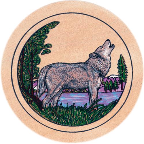 Wolf and Lake
