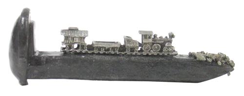 "Train Spikes 4"" Mini"