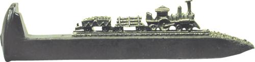 """Train Spikes 6 1/2"""""""