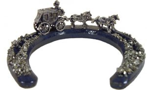 Horseshoes Stagecoach (dusted)