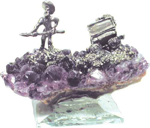 Miner/Ore Cart