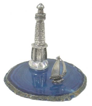 Lighthouse/Sailboat