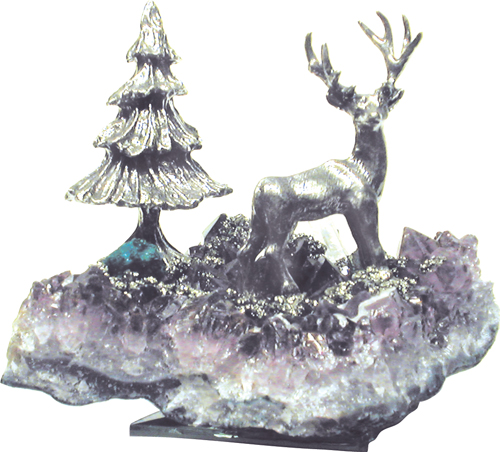 LG Deer/Tree