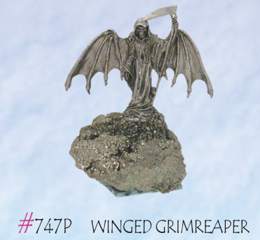 Winged GrimReaper