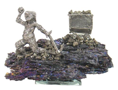 Gold Rush Miner/LG Ore Cart