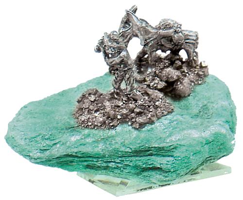 Gold Rush Pick Miner/Burro