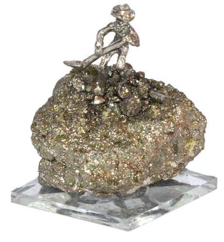 Mini Shovel Miner
