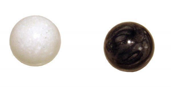 Natural Marble Spheres