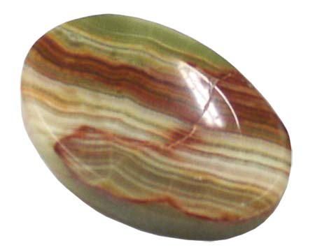 Onyx Worry Stones - Traditional Shapes