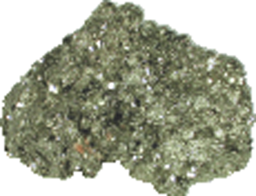 Iron Pyrite Specimen