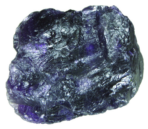 Natural Purple Flourite