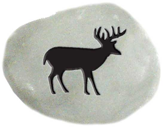 Flat Image Stones